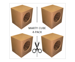 Marty cubes