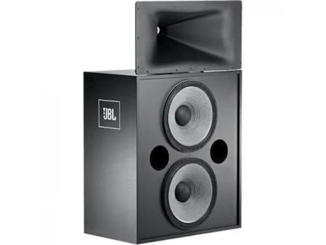 3 Brand new JBL 4722n speakers